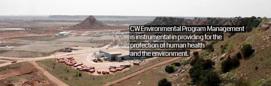 CW Environmental Program Management